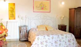 Camera Toscana  Casale Fedele B&B, Ronciglione, Viterbo, Lazio