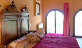 Camera Etrusca | Casale Fedele B&B - Ronciglione, Viterbo