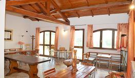 Sala Tuscania | Casale Fedele B&B, Ronciglione, Viterbo
